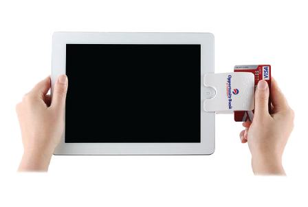 Portable Card Processing Tablet